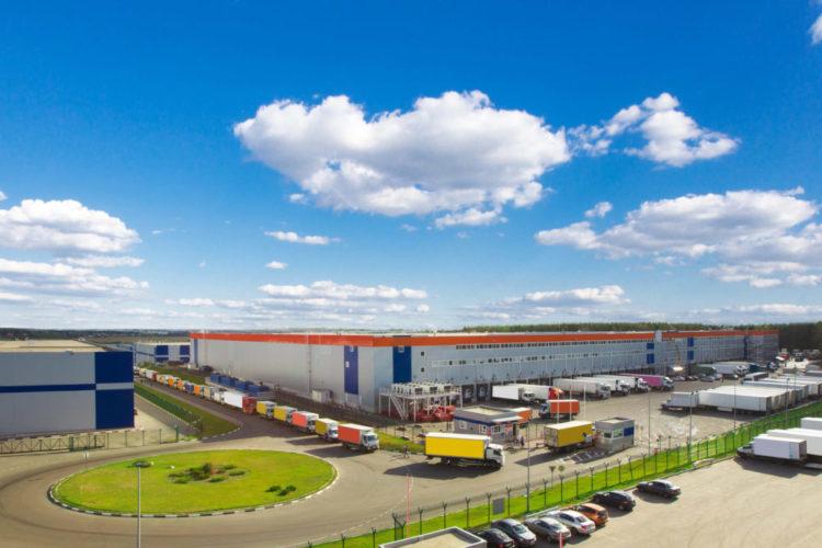 plateforme logistique invest basque country